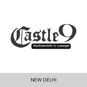 social marketing and designing services for Castle 9 Restaurant Connaught Place, Delhi